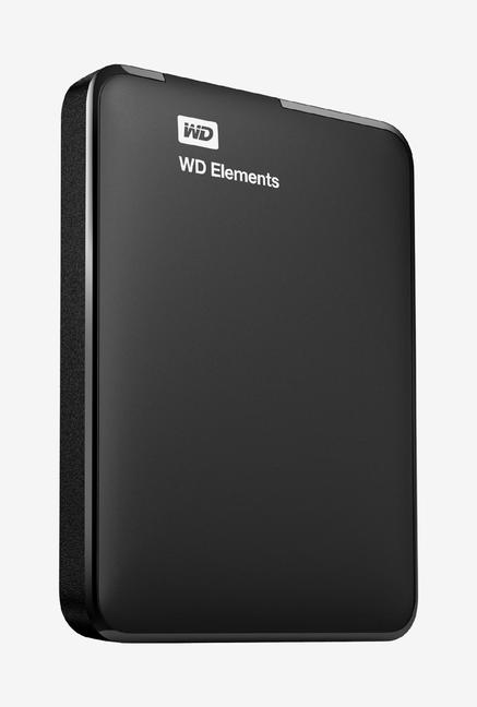 WD Elements 500 GB External Hard Disk (Black)