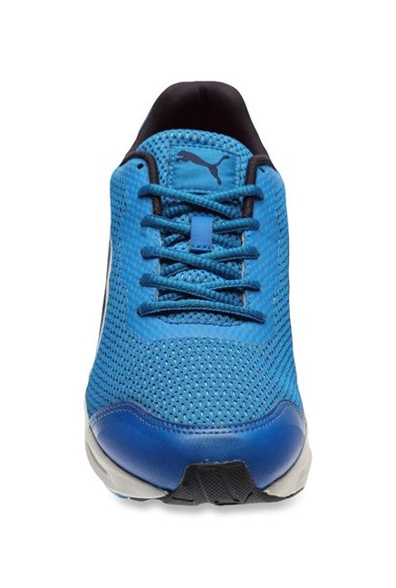 a6aea2d829b Buy Puma Heritage V4 IDP H2T Electric Blue   Running Shoes Online at ...