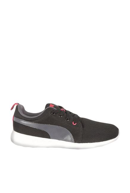 design de qualité 58e8b f00f1 Buy Puma Carson Runner DP Black & Periscope Running Shoes ...