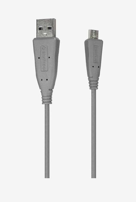Stuffcool MIBRG2-GRY 1.5 m USB Cable (Grey)