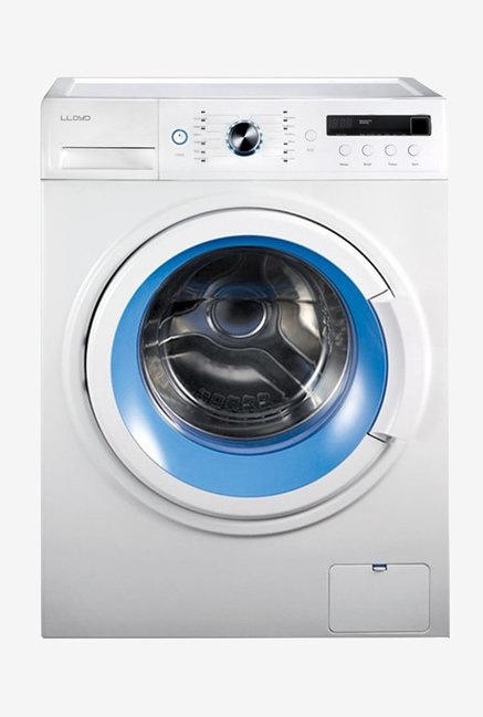 Lloyd LWMF60 6 kg Fully Automatic Washing Machine (White)