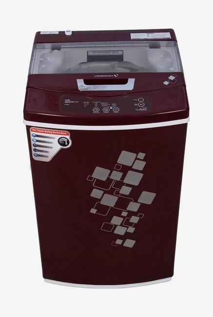 Videocon VT60H12 Washing Machine 6 Kg (Dark Maroon)