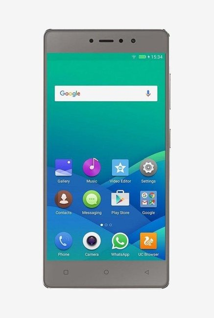 Gionee S6s 32GB Latte Gold Mobile