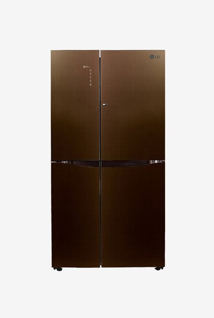 LG GC-M247UGLN 679 Ltr Side by Side Refrigerator