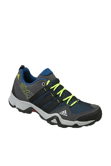 Buy Adidas AX2 Blue   Grey Outdoor Shoes For Men Online At Tata CLiQ 63e59d054