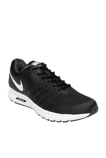 1ab68002454 Buy Nike Air Relentless 6 MSL Black Running Shoes For Men Online At Tata  CLiQ
