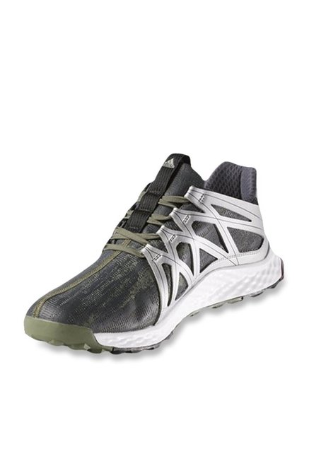 new products e229f 9d241 Buy Adidas Vigor Bounce M Grey Running Shoes For Men Online ...