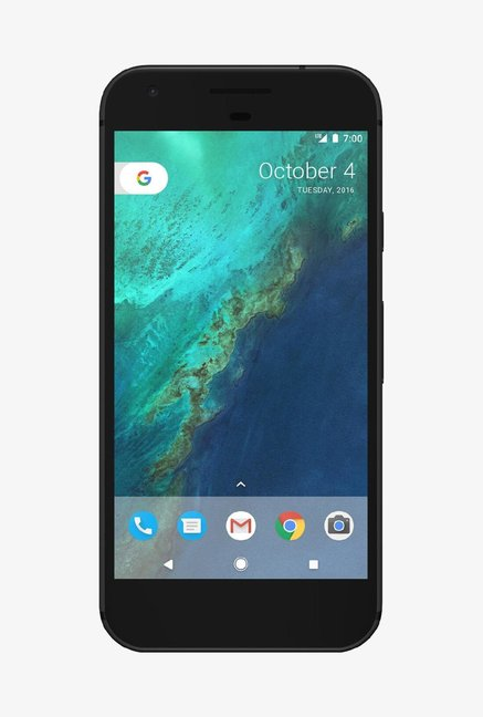 Google Pixel XL 32   GB  Quite Black  4   GB RAM, Single SIM 4G
