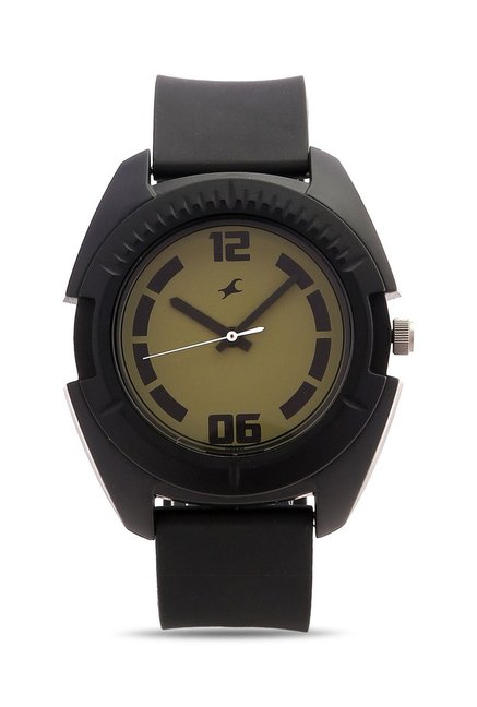 Fastrack 3116PP04 Bare Basics Analog Watch for Men