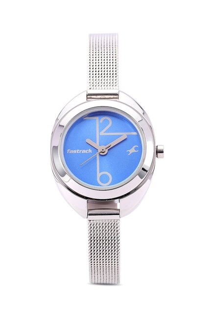 Fastrack 6125SM01 Storm Analog Watch for Women