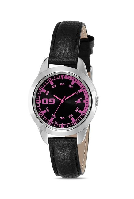 Fastrack 6129SL02 Warpaint Analog Watch for Women