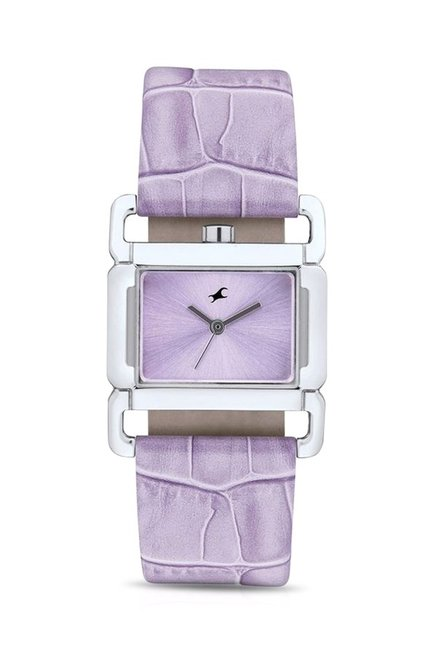 Fastrack 6089SL01 Women Analog Watch for Women
