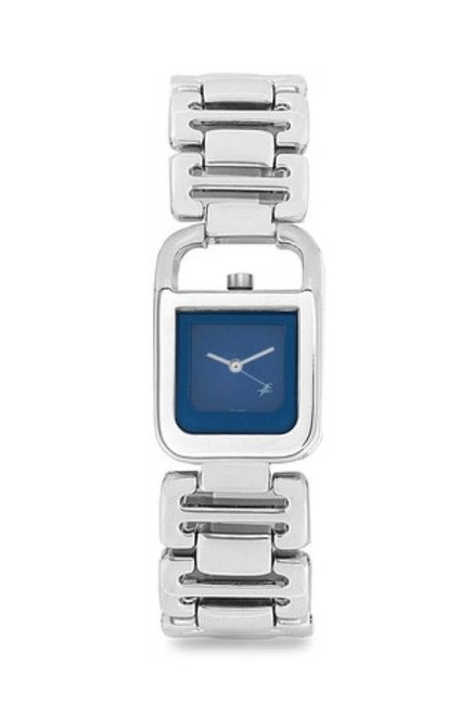 Fastrack 6097SM01 Fits & Forms Upgrades Watch for Women