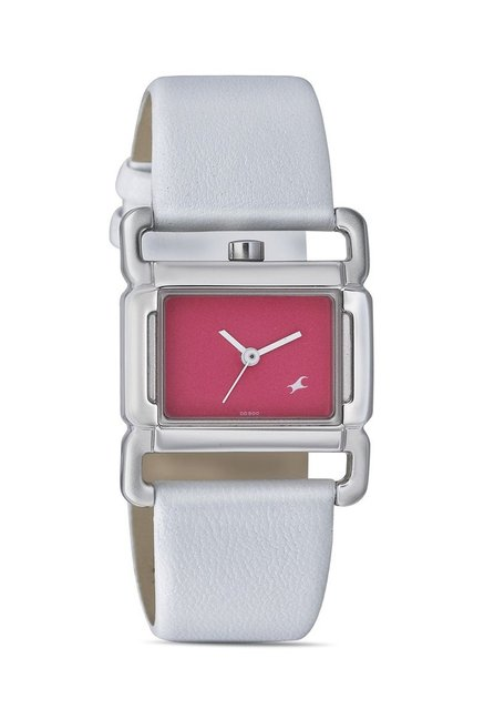 Fastrack 6089SL02 Women Analog Watch for Women