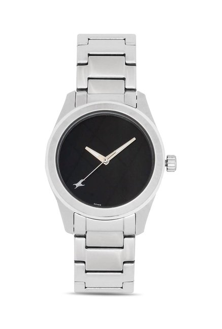 Fastrack 6057SM03 Upgrades Analog Watch for Women
