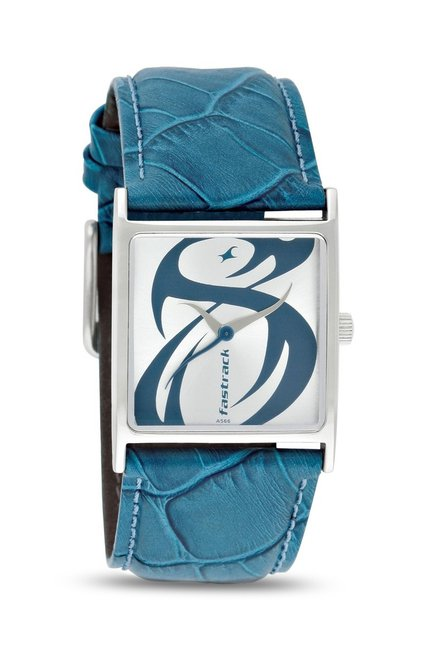 Fastrack 9735SL02 Casual Analog Watch for Women