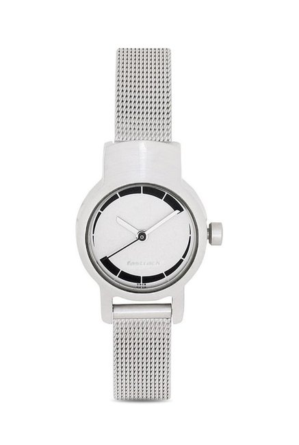 Fastrack 2298SM01 Casual Analog Watch for Women