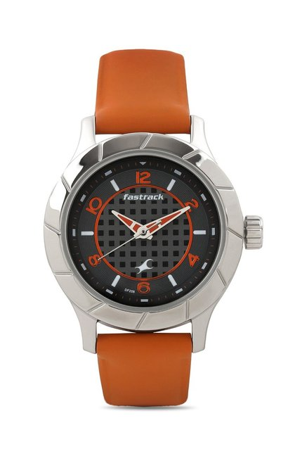 Fastrack 6139SL01 Urgent Clementine Analog Watch for Women