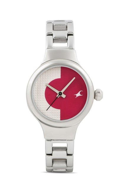 Fastrack 6134SM02 Mineral Cocktail Analog Watch for Women