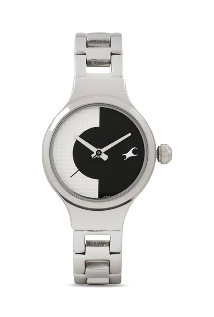 Fastrack 6134SM01 Mineral Cocktail Analog Watch for Women