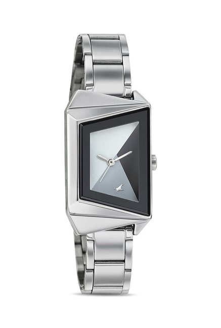 Fastrack 6148SM01 Mineral Cocktail Analog Watch for Women