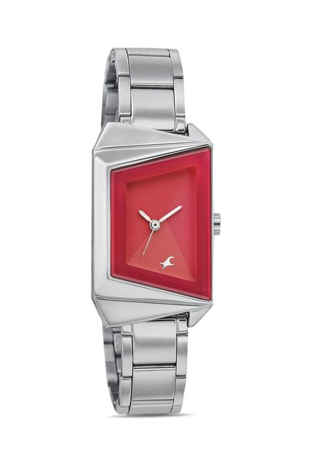 Fastrack 6148SM02 Mineral Cocktail Analog Watch for Women