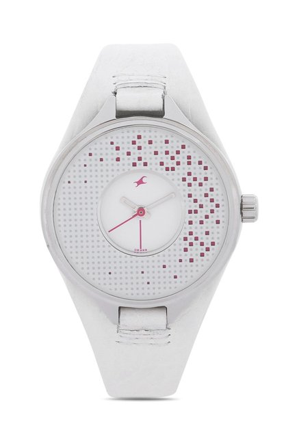 Fastrack 6058SL03 Upgrades Analog Watch for Women