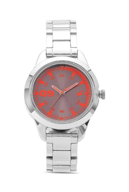 Fastrack 6129SM01 Warpaint Analog Watch for Women