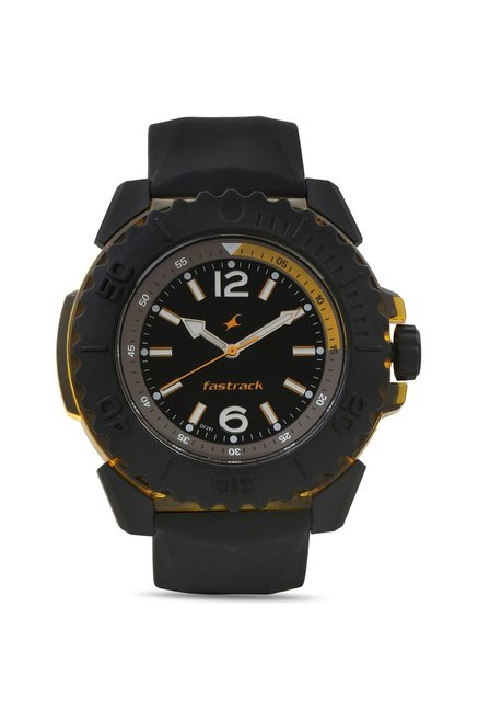 Fastrack 6131WL01 Spiked Mineral Cocktail Watch for Women