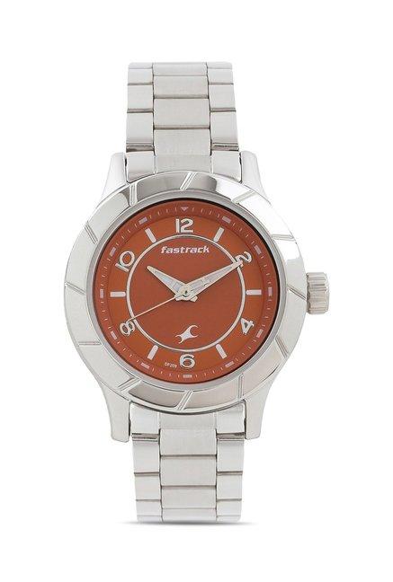Fastrack 6139SM02 Urgent Clementine Analog Watch for Women