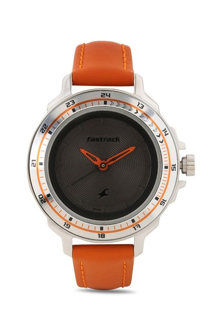 Fastrack 6135SL01 Urgent Clementine Analog Watch for Women