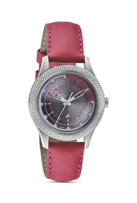 Fastrack 6158SL02 Spiked Mineral Cocktail Watch for Women
