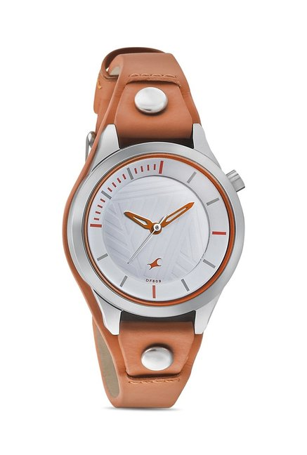 Fastrack 6156SL02 Urgent Clementine Analog Watch for Women