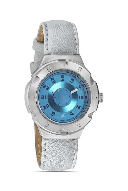 Fastrack 6157SL02 Adrenaline Junkie Analog Watch for Women
