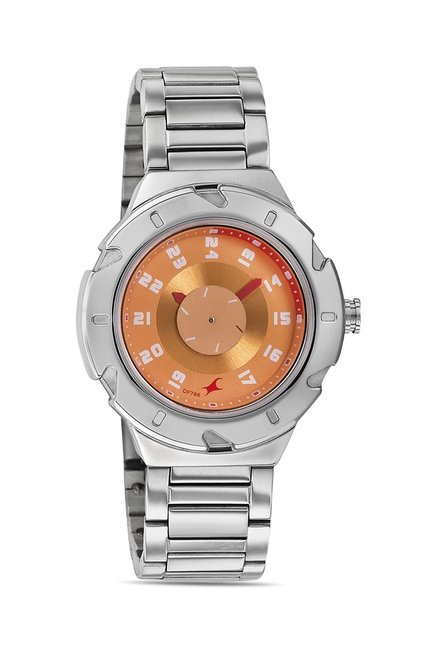 Fastrack 6157SM02 Adrenaline Junkie Analog Watch for Women
