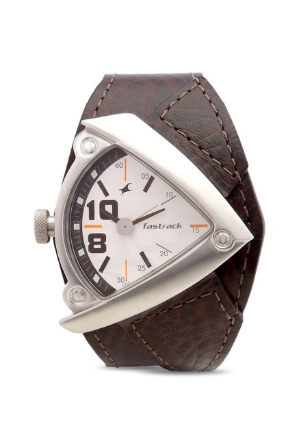 8532e842254 Buy Fastrack 3022SL01 Bikers Analog Watch for Men at Best Price ...