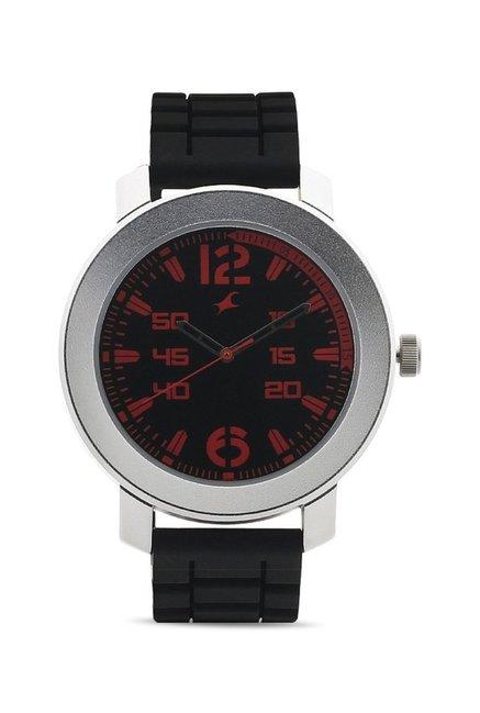 Fastrack 3121SP02 Warpaint Analog Watch for Men
