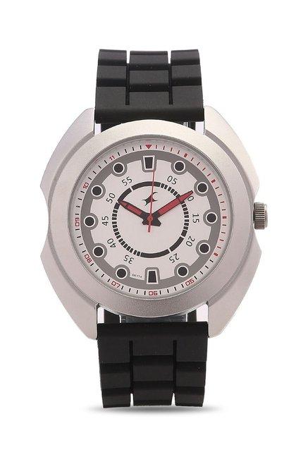 Fastrack 3117SP01 Warpaint Analog Watch for Men