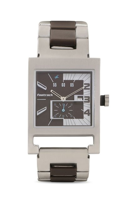 1a04e7afc79 Buy Fastrack 1478SM02 Casual Analog Watch for Men at Best Price ...