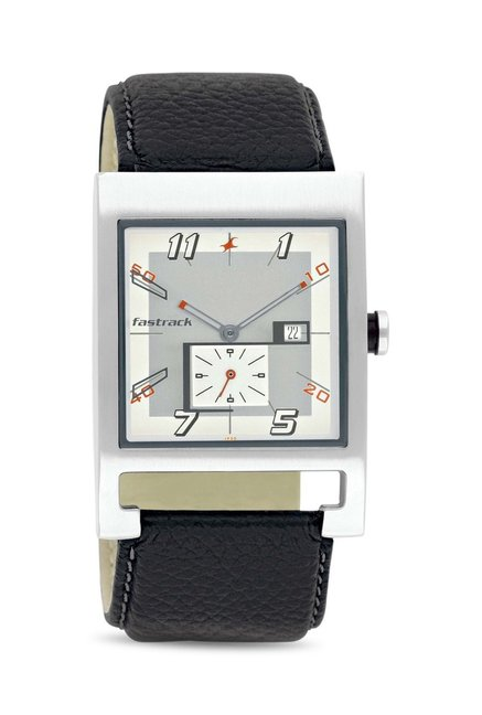 Fastrack NG1478SL02 Casual Analog Watch for Men image