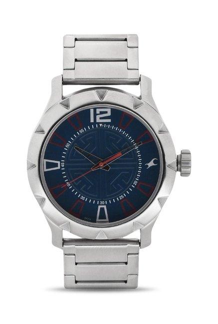Fastrack 3139SM02C Warpaint Analog Watch for Men image