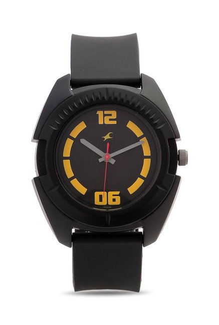 Fastrack 3116PP03C Bare Basics Analog Watch for Men