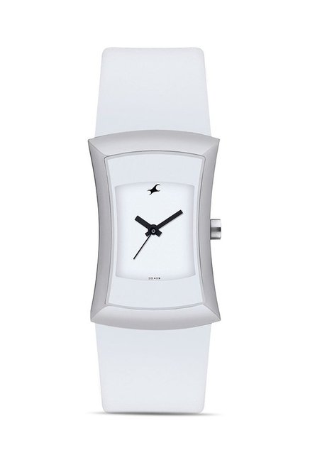 Fastrack NG6093SL01C Women Analog Watch for Women