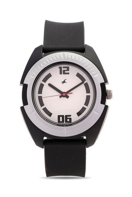 Fastrack 3116PP02C Bare Basics Analog Watch for Men