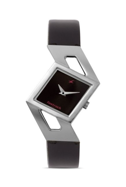 Fastrack NG6035SL02 Casual Analog Watch for Women