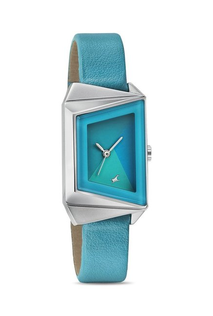 Fastrack 6148SL01C Mineral Cocktail Analog Watch for Women