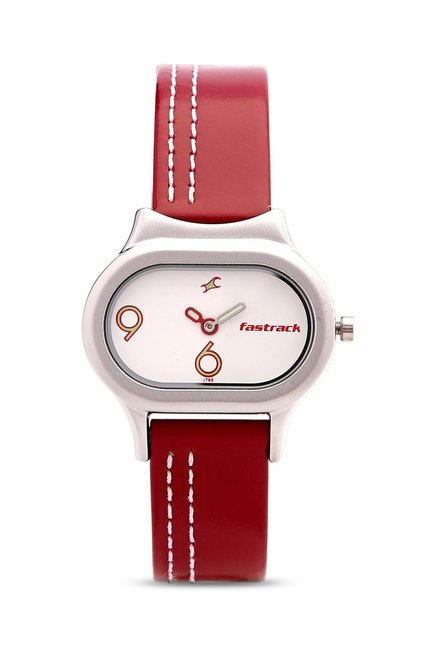 Fastrack NG2394SL01 Casual Analog Watch for Women