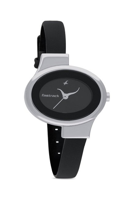 Fastrack NG6015SL02C Casual Analog Watch for Women