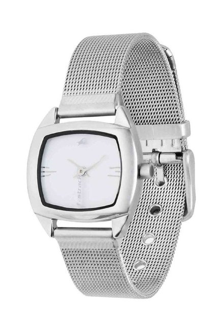 Fastrack NG6001SM01 Casual Analog Watch for Women