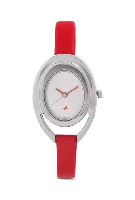 Fastrack NG6090SL01C Women Analog Watch for Women